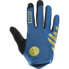 ION Scrub AMP Gloves, ocean blue